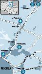 Лыжные трассы Подмосковья: северо-восток