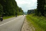 Вид с Толстяковского холма назад
