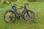 Парковка для велосипеда, велопарковка
