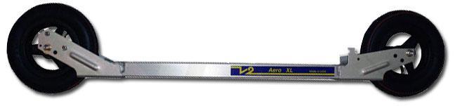 Внедорожные лыжероллеры V2 AERO