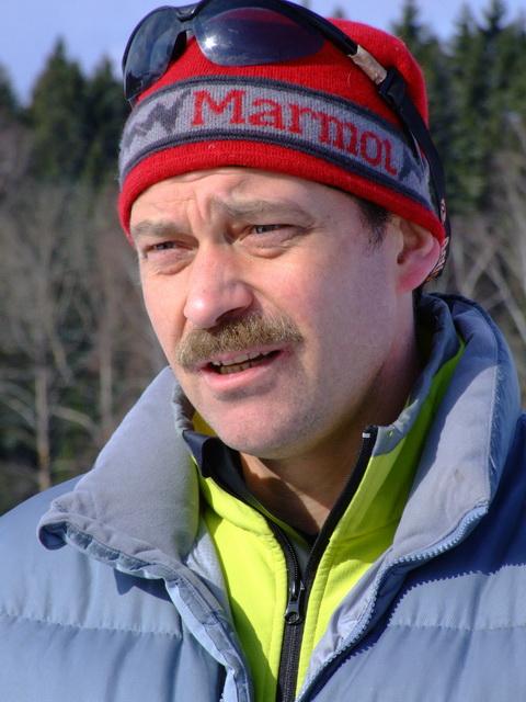 Директор Winter Racing Денис Жилин