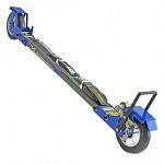 Новые карбоновые лыжероллеры от JENEX V2