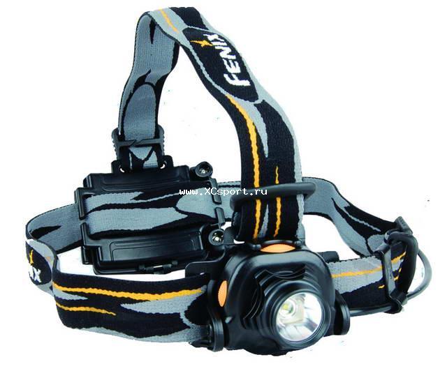 Налобный светодиодный фонарь Fenix HP10