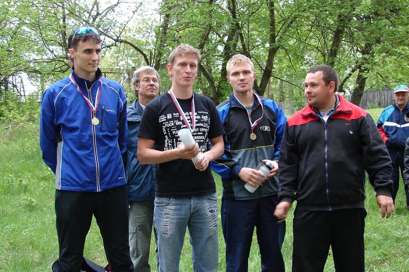 Сысертский дуатлон 2010