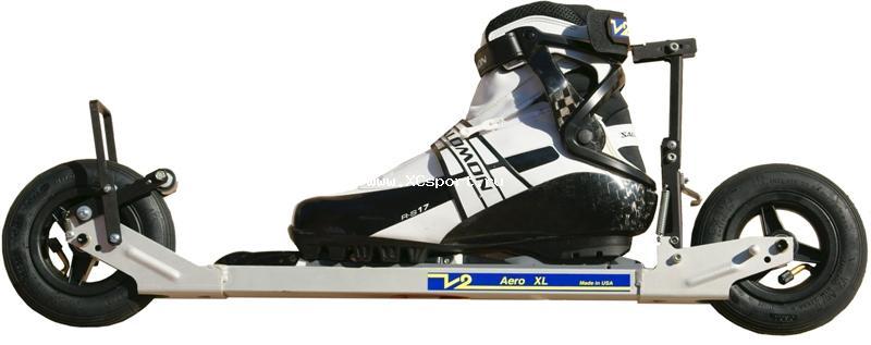 Лыжероллеры для бездорожья V2 Aero Skate
